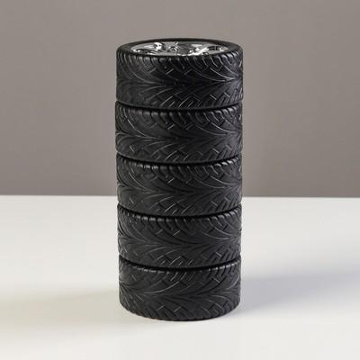 "Термос ""Авто колёса"", 250 мл, 17х8 см"