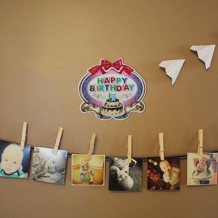 Плакат С Днём Рождения