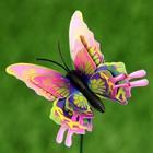 """Набор декоративного штекера 6 шт. """"Бабочка дельфиус"""" микс - Фото 8"""