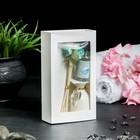 """Подарочный набор с аромамаслом 15 мл """"Ваза с цветком"""", аромат океан"""