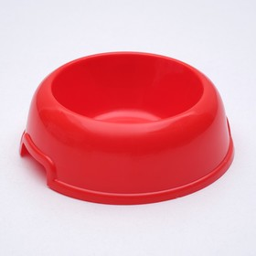 Миска 0,3 л, красная