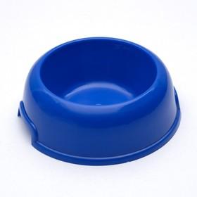 Миска 0,3 л, синяя Ош