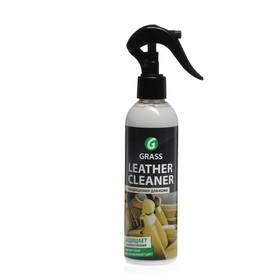 Очиститель-кондиционер кожи Grass Leather Cleaner, 250 мл, триггер Ош