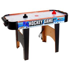 Игра настольная «Аэрохоккей», работает от сети Ош