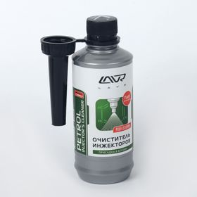 Очиститель инжекторов LAVR, присадка в бензин на 40-60 л, 310 мл, флакон Ln2109 Ош