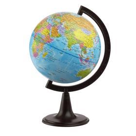 Глобус политический, диаметр 150 мм