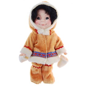 Кукла «Веснушка северянин», 26 см