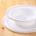 Подставка для торта вращающаяся Доляна, 28×7 см - Фото 4