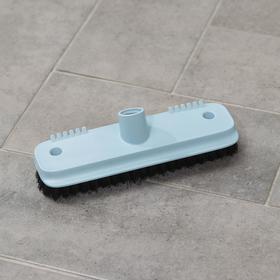 Щётка жёсткая «Бриз», длина щетины 2,5 см, цвет МИКС