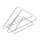 Салфетница «Треугольник», 14×6×8 см