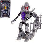 Робот-конструктор «Монстр Magnito», 16 деталей