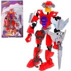 Робот-конструктор «Герой Fenix», 39 деталей