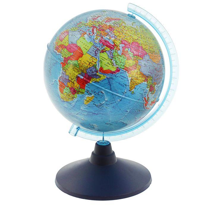 Глoбус политический Классик Евро, диаметр 210 мм