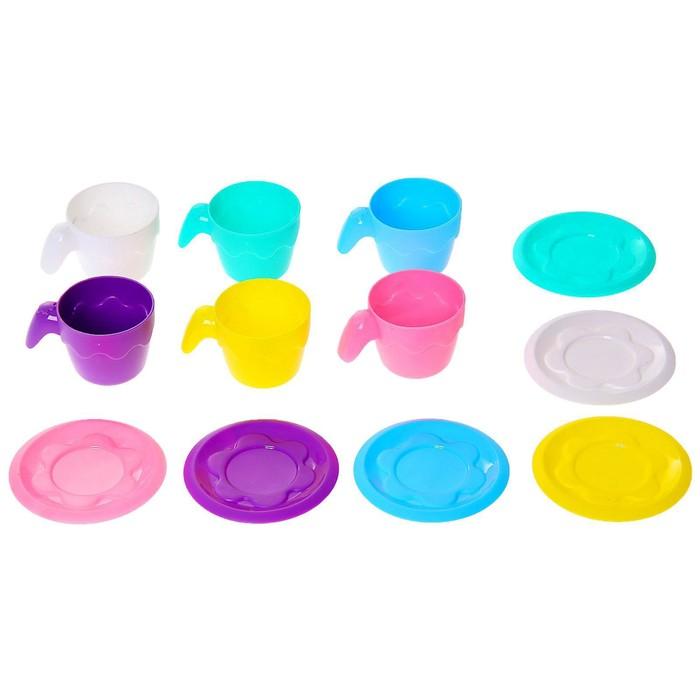 Набор посуды «Шкода», 12 предметов