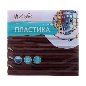 Пластика - полимерная глина 56г классический Шоколад Ош