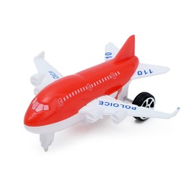 Самолёт «Глазастик», цвета МИКС