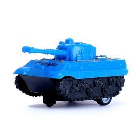 Танк инерционный «Атака», цвета МИКС