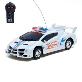 Машина радиоуправляемая «Полиция», работает от батареек Ош