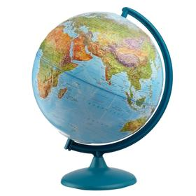 Глобус ландшафтный, рельефный, диаметр 320 мм