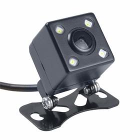 Камера заднего вида с подсветкой IР68, обзор 170° Ош