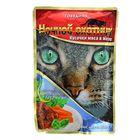 """Влажный корм """"Ночной охотник"""" для кошек, говядина в желе, пауч, 100 г"""