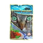 """Влажный корм """"Ночной охотник"""" для кошек, лосось/судак/тунец в желе, пауч, 100 г"""