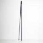 Черенок 120 см, d=2,5 см, цвет МИКС