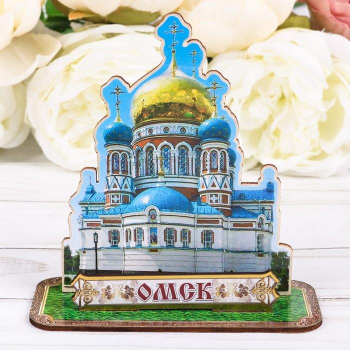 Настольный сувенир Омск