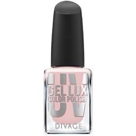 Гелевый лак для ногтей Divage Uv Gel Lux, тон № 02