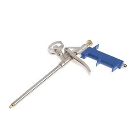 Пистолет для монтажной пены TUNDRA, металлический корпус