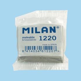 Ластик-клячка Milan 1220, 37 х 32 х 10 мм Ош