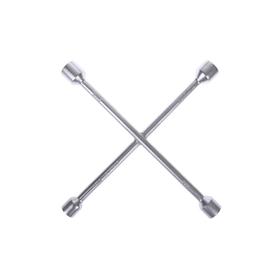 Ключ баллонный крестообразный TUNDRA, 17х19х21х23 мм Ош