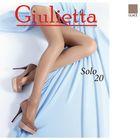 Колготки женские Giulietta SOLO 20 den, цвет бронзовый загар (glace), размер 4
