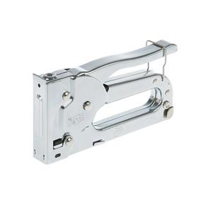 Степлер мебельный MATRIX, 4-8 мм, тип скоб 53, 4-8 мм, металлический корпус