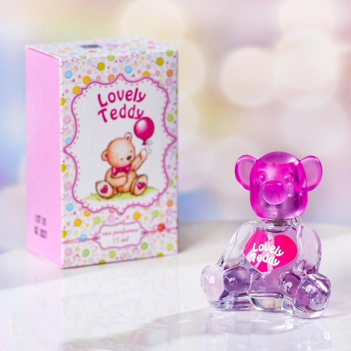 Душистая вода для детей Lovely Teddy, 15 мл