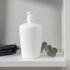 Дозатор для жидкого мыла Aqua, 300 мл, цвет снежно-белый