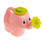 Лейка «Розовый слоненок», 1,3 л