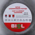 Сковорода-Wok, d=26 см, алюминиевая крышка - Фото 6