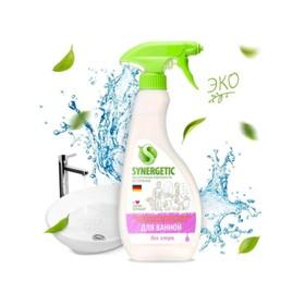Средство для мытья сантехники Synergetic 0,5л триггер