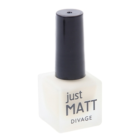 Лак для ногтей Divage, Just Matt, цвет № 5609 Ош