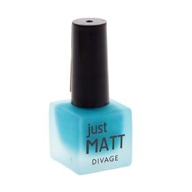 Лак для ногтей Divage Just Matt, тон № 5618 Ош