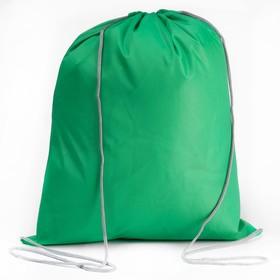 Мешок для обуви Стандарт, 405 х 340, Calligrata, зелёный