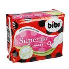 Прокладки «BiBi» Super Ultra Dry, 9 шт