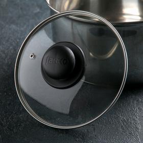 Крышка стеклянная d=18 см Ош