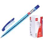 Ручка шариковая Cello SLIMO 1.0 мм стержень синий