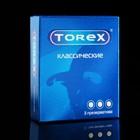 Презервативы «Torex» классические, 3 шт