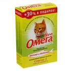 Лакомство Омега Neo для кошек, с морскими водорослями, 90 табл. - Фото 4