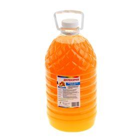 Мыло жидкое Диспенсерное Персик ПЭТ, 5 л