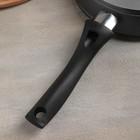Сковорода «Литая Оригинальная», d=22 см - Фото 3