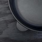 Сковорода 28 см «Домашняя», съёмная ручка - Фото 3